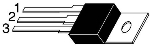 Schottky-Diode - Gleichrichter Vishay MBR 2045 CT TO-220AB 45 V Array - 1 Paar gemeinsame Kathode