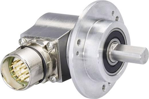 Posital Fraba Absolut Drehgeber 1 St. UCD-S401G-1212-M100-PRL Magnetisch Klemmflansch 58 mm