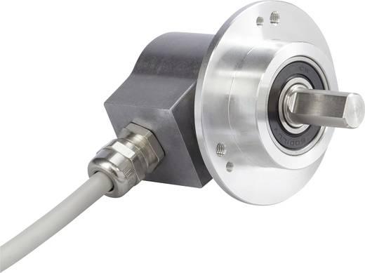Posital Fraba Absolut Drehgeber 1 St. UCD-S401B-0012-M120-2RW Magnetisch Klemmflansch 58 mm