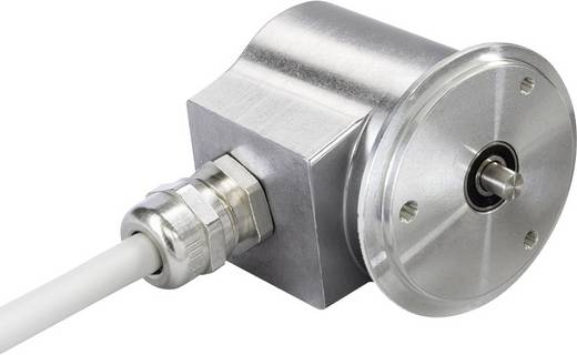 Posital Fraba Absolut Drehgeber 1 St. UCD-S401G-1213-NA10-2RW Magnetisch Synchronflansch 58 mm