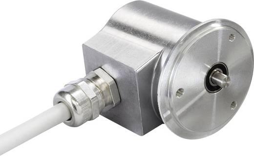 Posital Fraba Absolut Drehgeber 1 St. UCD-S401G-2012-N060-2RW Magnetisch Synchronflansch 58 mm