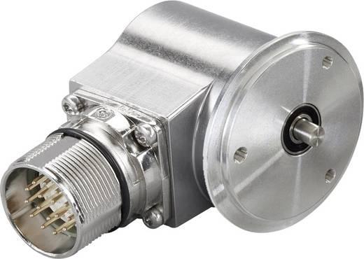 Posital Fraba Absolut Drehgeber 1 St. UCD-S401G-0012-N060-PRL Magnetisch Synchronflansch 58 mm