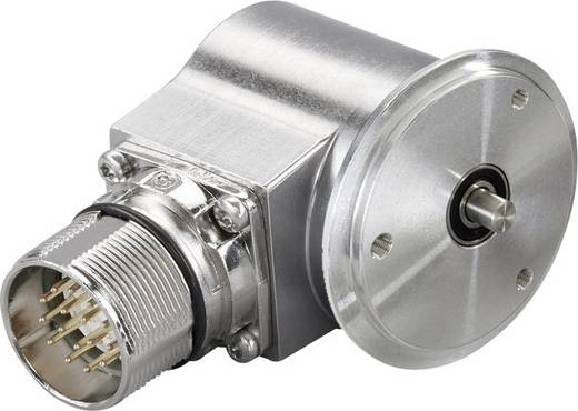 Posital Fraba Absolut Drehgeber 1 St. UCD-S401G-1212-N060-PRL Magnetisch Synchronflansch 58 mm