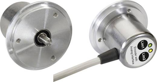 Posital Fraba Absolut Drehgeber 1 St. UCD-S401B-0013-NA1A-2RW Magnetisch Synchronflansch 58 mm