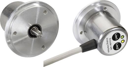 Posital Fraba Absolut Drehgeber 1 St. UCD-S401G-0013-NA1A-2RW Magnetisch Synchronflansch 58 mm