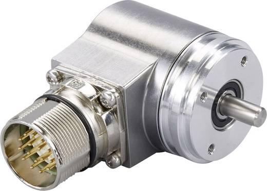 Posital Fraba Absolut Drehgeber 1 St. UCD-S401B-2012-R100-PRL Magnetisch Synchronflansch 36 mm