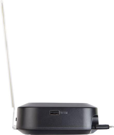 Xtorm by A-Solar Induktions-Ladegerät Table Top BU106 Ausgänge Induktionslade-Standard, USB, Micro-USB-Stecker, Apple L
