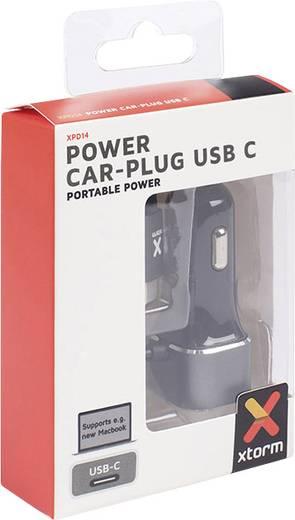 Xtorm by A-Solar Power Carplug XPD14 USB-Ladegerät KFZ Ausgangsstrom (max.) 5400 mA 2 x USB, USB-C™ Stecker