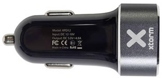 USB-Ladegerät Xtorm by A-Solar XPD12 XPD12 KFZ Ausgangsstrom (max.) 4800 mA 2 x USB