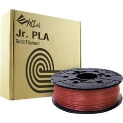 Vlákno pro 3D tiskárny XYZprinting RFPLCXEU0JB, PLA plast, 1.75 mm, 600 g, červená (jasná)