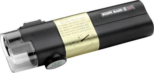 Handlupe mit Beleuchtung Vergrößerungsfaktor: 30 x Schwarz Ideal Tek ALCRON