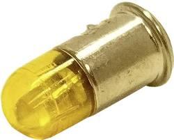 Ampoule LED Culot: MF6 Barthelme 70122412 ambre 24 V/DC 0.30 lm 1 pc(s)