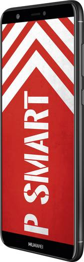 Huawei P smart Hybrid-Slot LTE-Smartphone 14.4 cm (5.65 Zoll) 2.36 GHz, 1.7 GHz Octa Core 32 GB 13 Mio. Pixel, 2 Mio. Pi