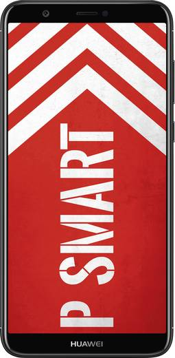 Huawei P smart LTE-Smartphone 14.4 cm (5.65 Zoll) 2.36 GHz, 1.7 GHz Octa Core 32 GB 13 Mio. Pixel, 2 Mio. Pixel Android™