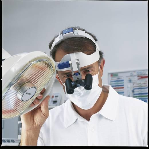 Binokulares Fernrohrlupen-System Vergrößerungsfaktor: 3.3 x Weiß Zeiss