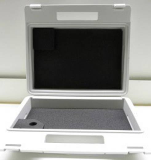 Kunststoffbox für Kopflupe Grau Zeiss KS