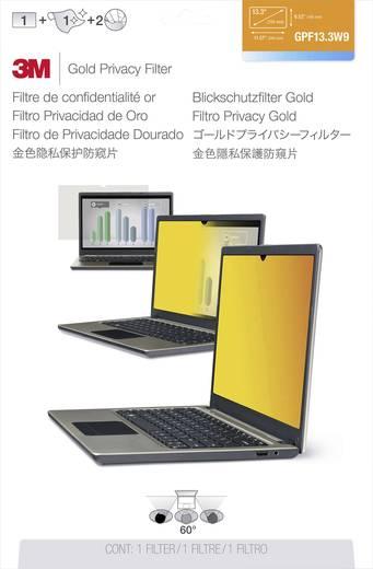 3M GPF13.3W9 Blickschutz-Folie 33.8 cm (13.3 Zoll) Bildformat: 16:9 98044054991 Passend für: Notebook
