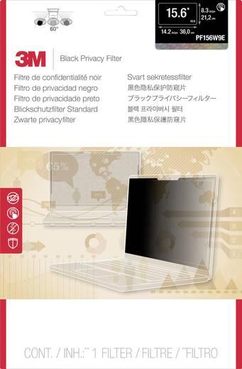 3M PF15.6W9E Blickschutz-Folie 39.6 cm (15.6 Zoll) Bildformat: 16:9 98044061533 Passend für: Notebook