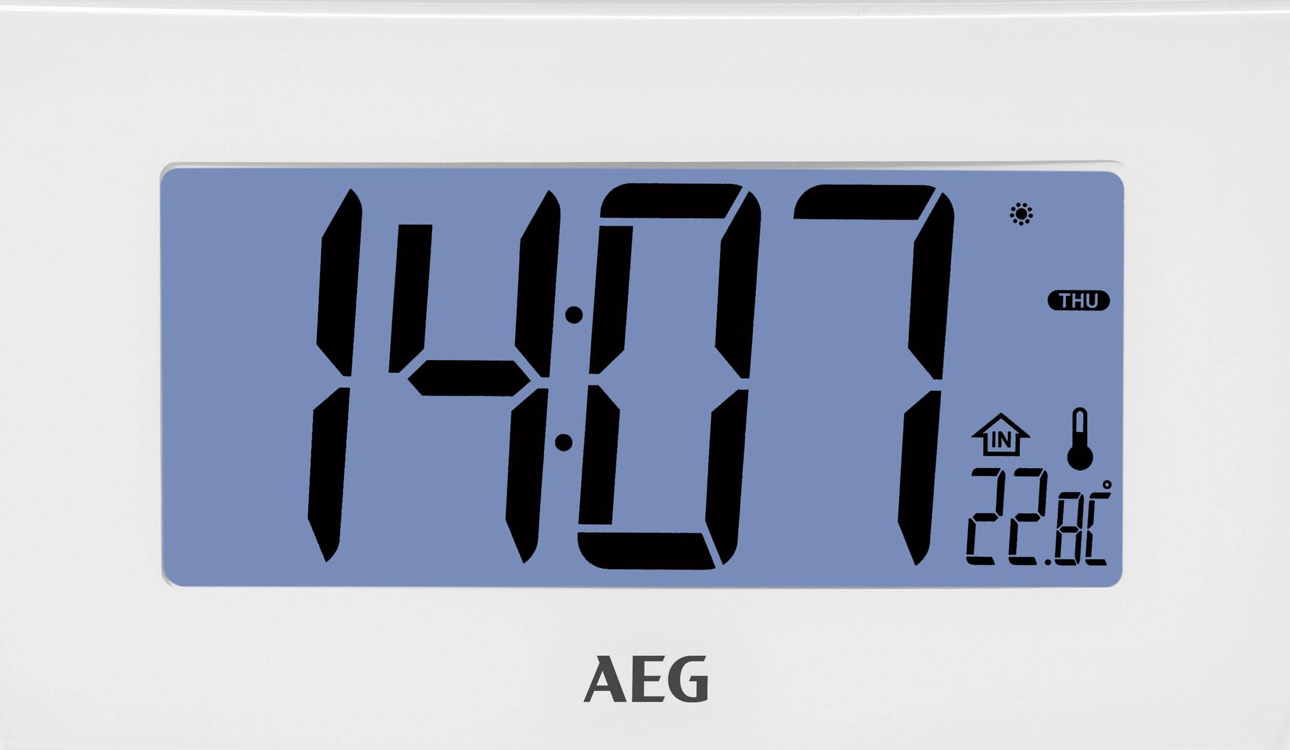 Aeg Kühlschrank Hotline : Ukw radiowecker aeg mrc p n aux ukw weiß kaufen