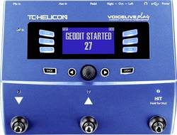 Image of 1-Kanal Effektgerät TC Helicon VoiceLive Play mit Display