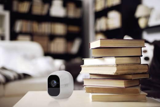 WLAN IP-Überwachungskamera-Set mit 2 Kameras 1920 x 1080 Pixel NETGEAR ARLO PRO 2
