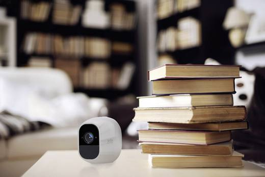 wlan ip berwachungskamera set mit 3 kameras 1920 x 1080 pixel netgear arlo pro 2 kaufen. Black Bedroom Furniture Sets. Home Design Ideas