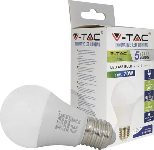 V-TAC LED SKU178 Natur-Weiß 11 W
