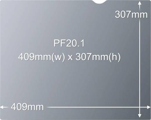 3M PF20.1 pa Blickschutz-Folie 51.1 cm (20.1 Zoll) Bildformat: 4:3 98044054116 Passend für: Monitor