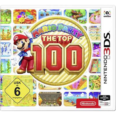 Mario Party: The Top 100 Nintendo 3DS & 2DS USK: 6 Preisvergleich