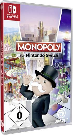 Monopoly Nintendo Switch USK: 0