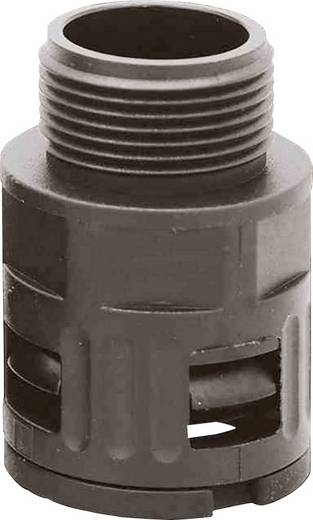 Schlauchverschraubung Grau M20 Helukabel 904801 HELUquick gerade gr M20 NW12 1 St.