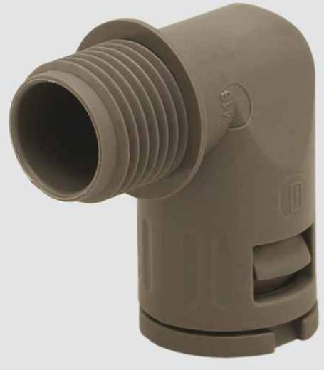 Schlauchverschraubung Grau M12 90° Helukabel 904806 HELUquick 90° gr M12 NW10 1 St.