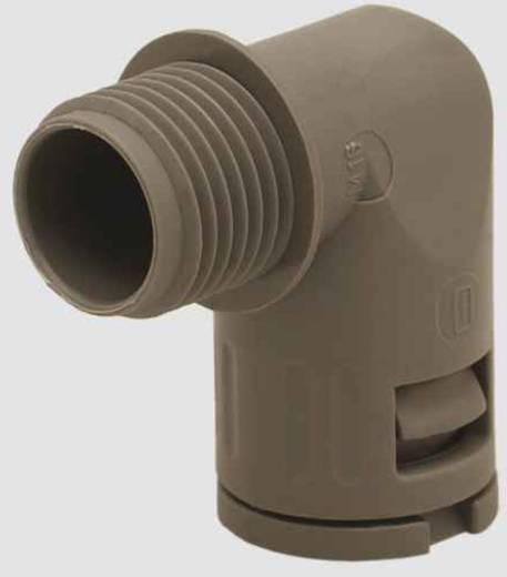 Schlauchverschraubung Grau M25 90° Helukabel 904812 HELUquick 90° gr M25 NW23 1 St.