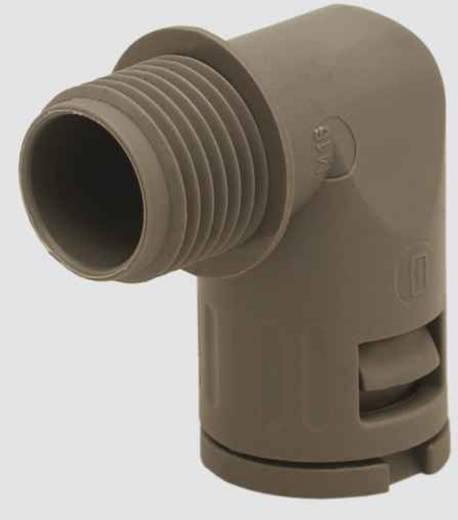 Schlauchverschraubung Schwarz M10 90° Helukabel 904835 HELUquick 90° sw M10 NW7,5 1 St.