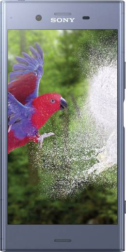 Sony Xperia XZ1 Single-SIM LTE-Smartphone 13.2 cm (5.2 Zoll) 2.5 GHz, 1.9 GHz Octa Core 64 GB 19 Mio. Pixel Android™ 8.0