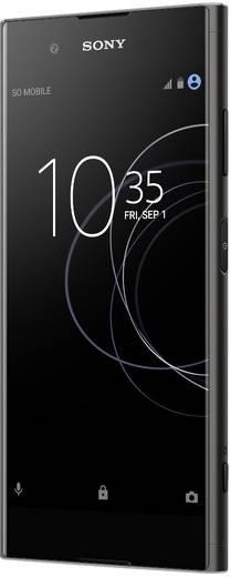 Sony Xperia XA1 Plus Smartphone Single-SIM 32 GB 14 cm (5.5 Zoll) 23 Mio. Pixel Android™ 7.0 Nougat Schwarz