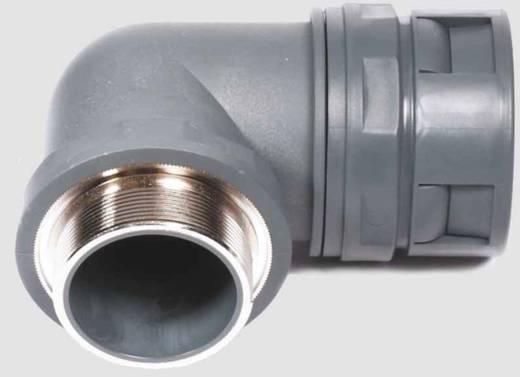 Schlauchverschraubung Schwarz M20 90° Helukabel 920259 HSSV 90° MG SW M20 NW17 1 St.