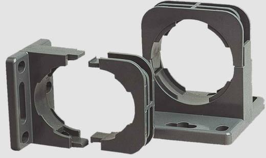 Halter für Schutzschlauch Grau Helukabel 91202 USH B46/H48 34,5mm GR 1 St.