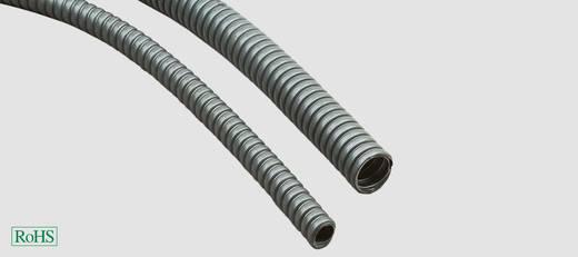 Metallschutzschlauch Grau 13 mm Helukabel 94892 SPR-PVC-AS grauAD17 (Kleinv.) 10 m