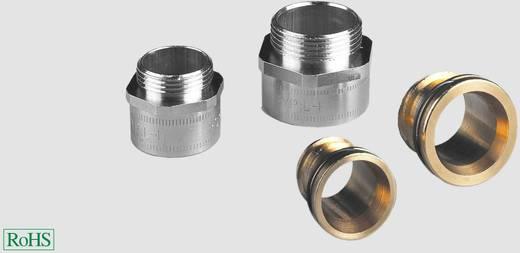 Schlauchverschraubung Silber M25 Gerade Helukabel 93614 LI M25x1,5 (Kleinv.) 1 St.