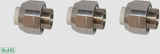 Schlauchverschraubung Silber M25 Gerade Helukabel 905058 LT-CNP-E M25x1,5 1 St.