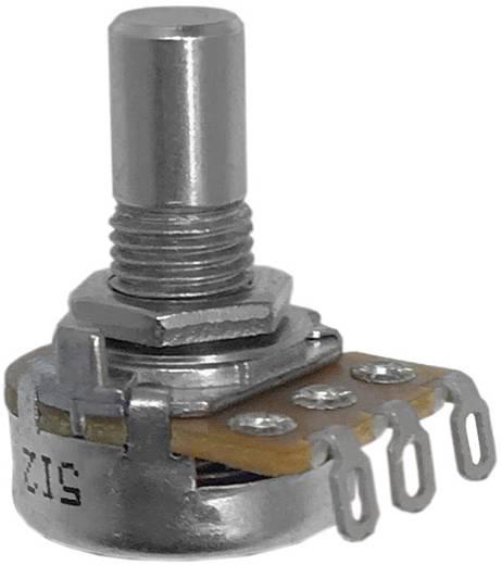 Potentiometer Service RV16AF-10-15R-B50K Dreh-Potentiometer 1-Gang Mono 0.2 W 50 kΩ 1 St.