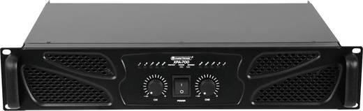 PA Verstärker Omnitronic XPA-700 RMS Leistung je Kanal an 4 Ohm: 350 W