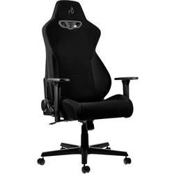 Herné stoličky Nitro Concepts S300 Stealth Black, NC-S300-B, čierna