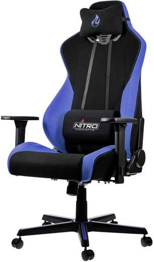 Gaming-Stuhl Nitro Concepts S300 Galactic Blue Schwarz, Blau