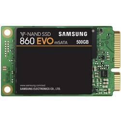 Interný mSATA SSD pevný disk Samsung MZ-M6E500BW, 500 GB, Retail, mSATA