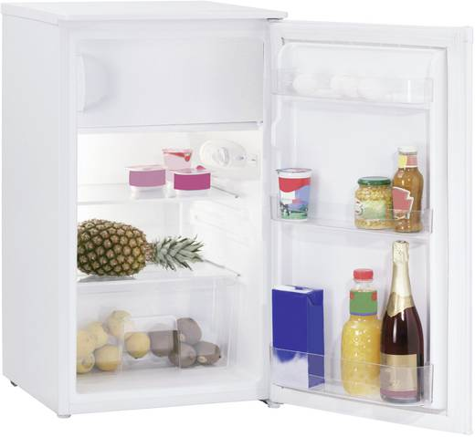 Kühlschrank 96 l Severin KS 9893 Energieeffizienzklasse (A+++ - D): A+ Standgerät Weiß
