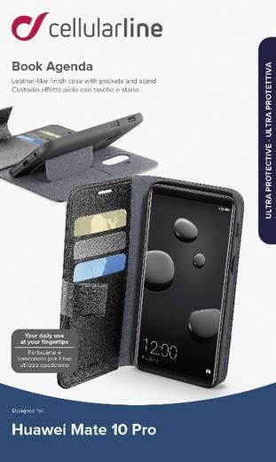 Cellularline BOOKAGMATE10PROK Booklet Passend für: Huawei Mate 10 Pro Schwarz