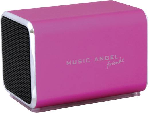 Music Angel Friendz Pink