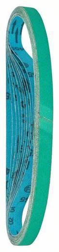 Schleifband Körnung 80 (L x B) 520 mm x 13 mm Bosch Accessories Best for Inox 2608608Y88 10 St.